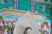 의성군, 보물 제246호 고운사 석조여래좌상 원형 복원 추진